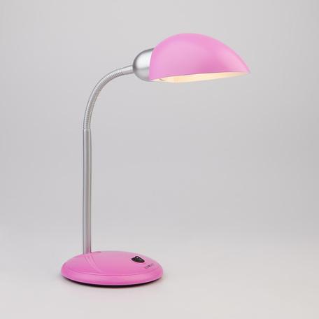 Настольная лампа Eurosvet Confetti 1926 розовый, 1xE27x15W, розовый, металл, пластик