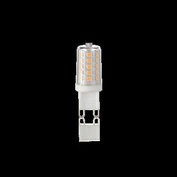 Светодиодная лампа Ideal Lux G9 3.2W 320Lm 4000K 209036 (CLASSIC G9 3,2W 320Lm 4000K) капсульная G9 3,2W (дневной)