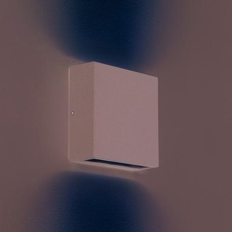 Настенный светодиодный светильник Astro Elis 1331011 (8200), IP54, LED 6,5W 3000K 490lm CRI80, серый, металл
