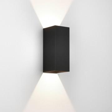 Настенный светодиодный светильник Astro Kinzo 1398013 (8176), LED 15,1W 2700K 449lm CRI80, черный, металл