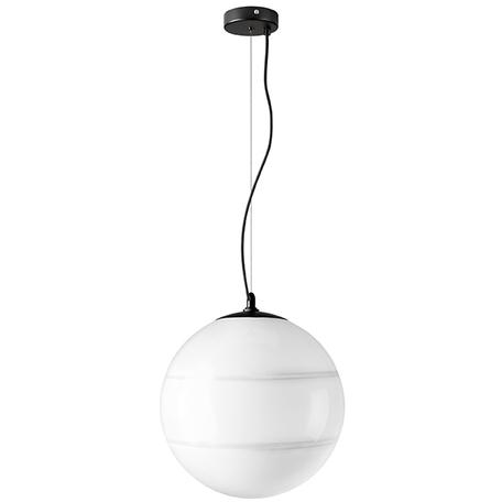 Подвесной светильник Lightstar Dissimo 803117, 1xE27x40W, коричневый, белый, металл, стекло