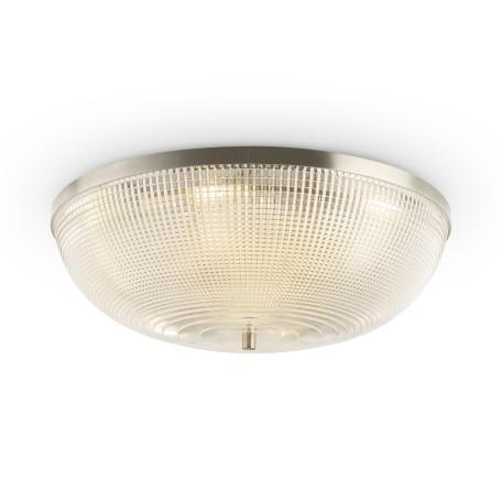 Потолочный светильник Maytoni C046CL-06N, никель, прозрачный, металл, стекло