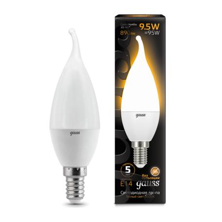 Светодиодная лампа Gauss 104101110, белый