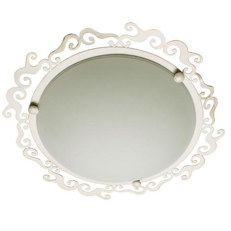 Arte Lamp Riccioli A1060PL-3WG, 3xE27x60W, белый