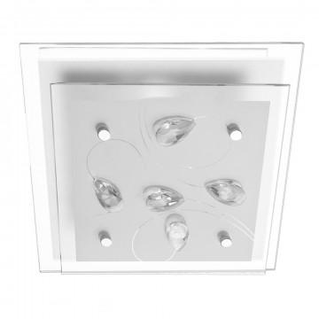 Arte Lamp Snow White A4058PL-1CC, 1xE27x60W, белый