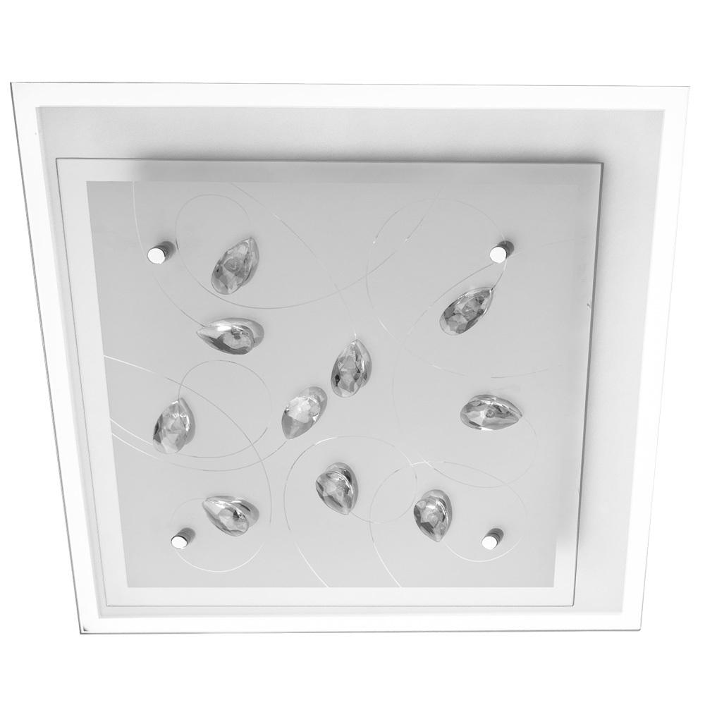 Arte Lamp Snow White A4058PL-3CC, 3xE27x60W, белый - фото 1