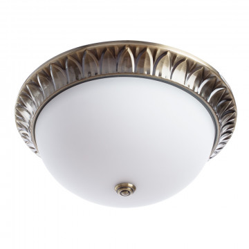 Arte Lamp Porch A7838PL-3AB, 3xE14x40W, белый