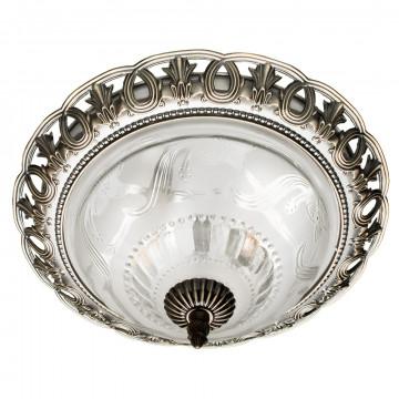 Arte Lamp Porch A7847PL-2AB, 2xE14x60W, прозрачный