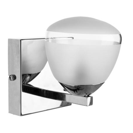 Arte Lamp Aqua A9501AP-1CC, IP44, 1xG9x33W, белый