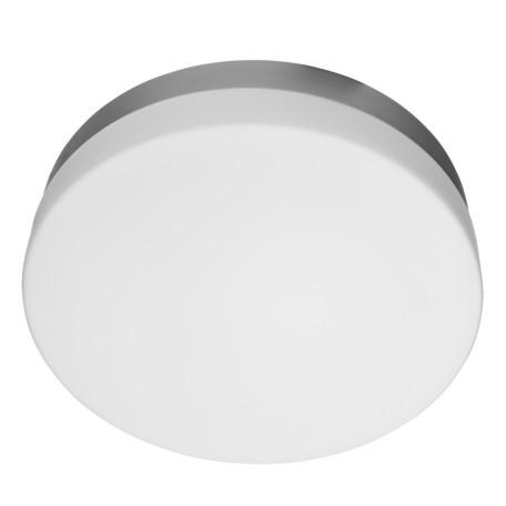 Потолочный светильник Arte Lamp Aqua A3211PL-3SI, IP44, 3xE27x60W, серебро, белый, металл, стекло