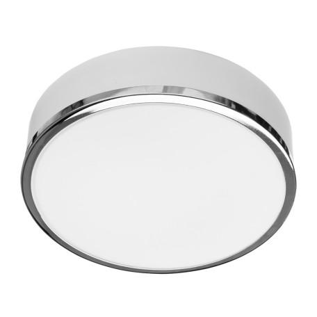 Потолочный светильник Arte Lamp Aqua A4440PL-2CC, IP44, 2xE27x40W, хром, белый, металл, стекло
