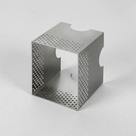 Монтажная рамка Astro Borgo 6013002 (1818), серебро, металл