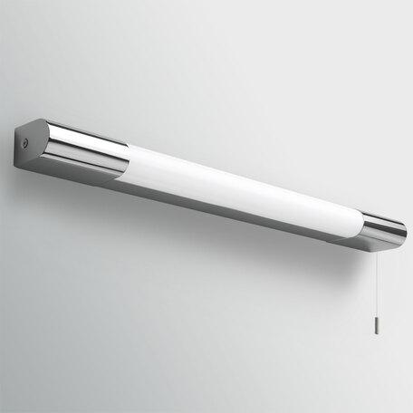 Настенный светильник Astro Palermo 1084009 (0781), IP44, 1xG5T5x14W, хром, белый, металл, пластик