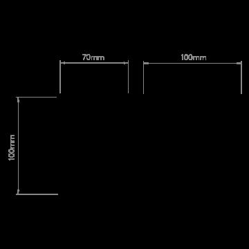 Схема с размерами Astro 1173001