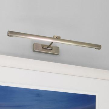 Настенный светильник для подсветки картин Astro Goya 1115004 (0535), 1xG5T5x13W, бронза, металл