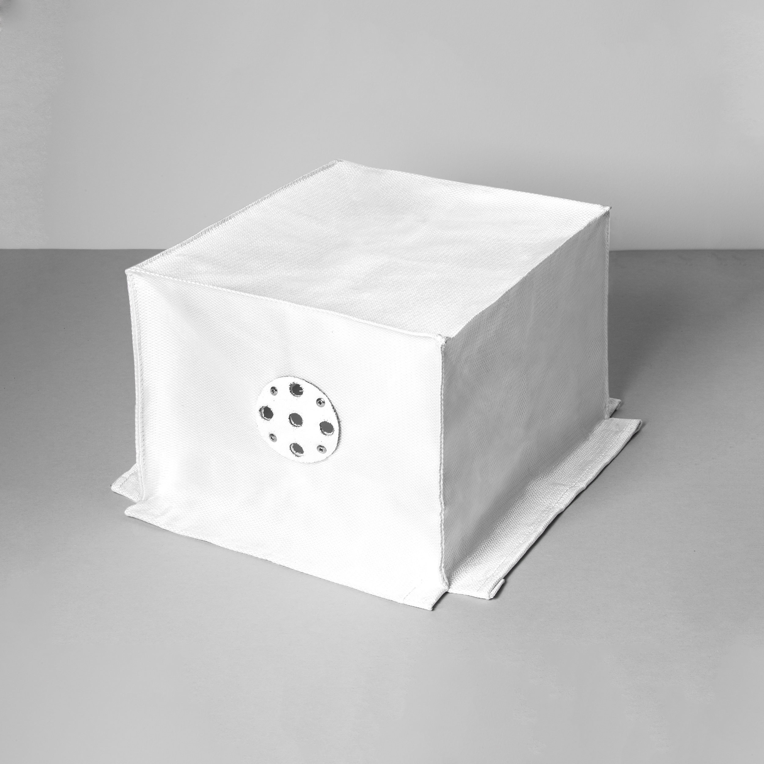 Огнеустойчивый короб Astro Firehood 6010001 (1598), белый - фото 1