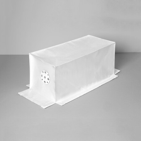 Огнеустойчивый короб Astro Firehood 6010003 (1691), белый