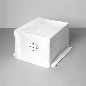 Огнеустойчивый короб Astro Firehood 6010005 (1827), белый
