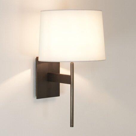 Основание бра Astro San Marino 1076004 (0940), 1xG9x60W, бронза, металл - миниатюра 1