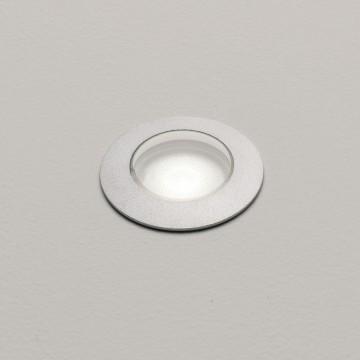 Встраиваемый в уличное покрытие светодиодный светильник Astro Terra 1201002 (936), IP67, LED 2,2W 3000K 98.06lm CRI80, алюминий, металл, стекло