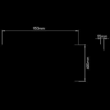 Схема с размерами Astro 1092006