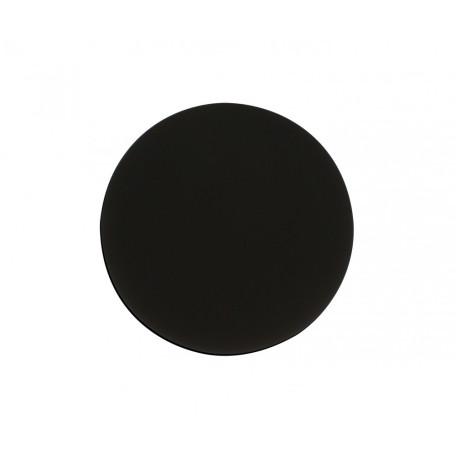 Настенный светодиодный светильник Kink Light Затмение 2201,19, LED 12W 4000K 840lm CRI>80, черный, металл
