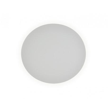 Настенный светодиодный светильник Kink Light Затмение 2202,01, LED 18W 4000K 1260lm CRI>80, белый, металл
