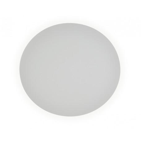 Настенный светодиодный светильник Kink Light Затмение 2203,01, LED 24W 4000K 1680lm CRI>80, белый, металл