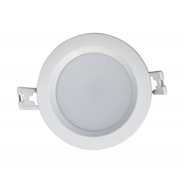 Встраиваемая светодиодная панель Kink Light 2148, IP65, LED 7W 4000K 630lm, белый, металл