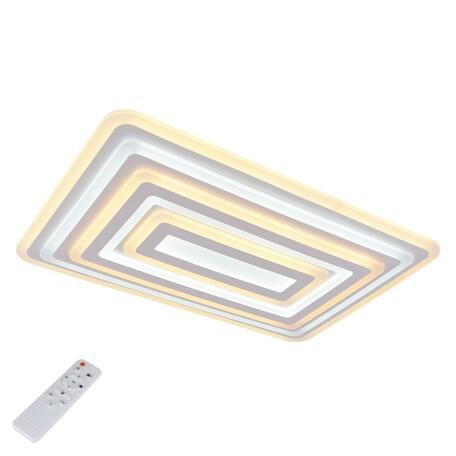 Потолочный светодиодный светильник с пультом ДУ Omnilux Pozallo OML-06307-150, LED 150W 3000-6400K