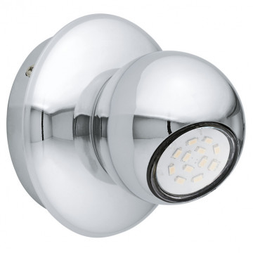Настенно-потолочный светильник с регулировкой направления света Eglo norbello 2 93164