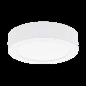 Потолочный светодиодный светильник Eglo Fueva 1 94071, белый, металл, пластик