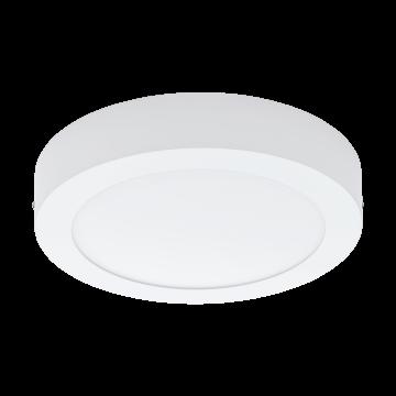 Потолочный светодиодный светильник Eglo Fueva 1 94075, 3000K (теплый), белый, металл, пластик