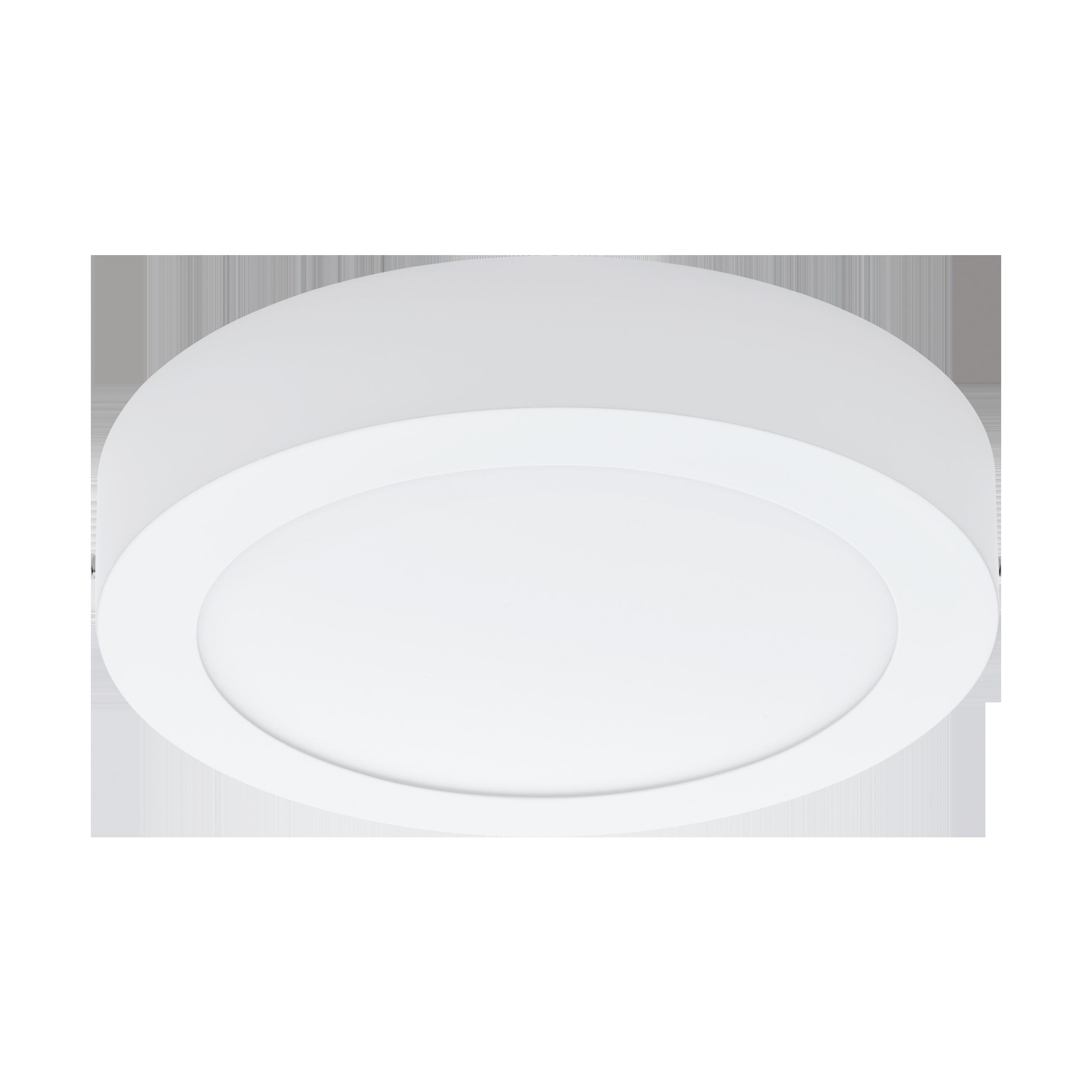 Потолочный светодиодный светильник Eglo Fueva 1 94075, белый, металл, пластик - фото 1