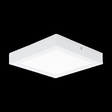 Потолочный светодиодный светильник Eglo Fueva 1 94077, 3000K (теплый), белый, металл, пластик