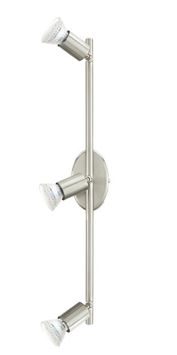 Настенно-потолочный светильник с регулировкой направления света Eglo Buzz-LED 92597 - фото 1