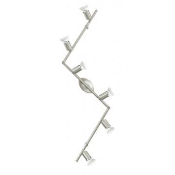 Настенно-потолочный светильник с регулировкой направления света Eglo Buzz-LED 92599