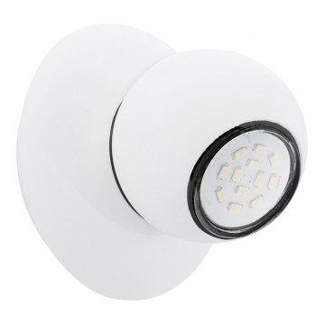 Настенно-потолочный светильник с регулировкой направления света Eglo Norbello 3 93167