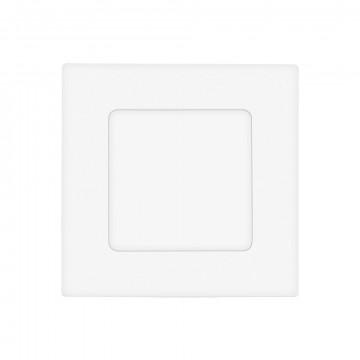 Светодиодная панель Eglo Fueva 1 94045, LED 2,7W 3000K 300lm CRI>80, белый, металл с пластиком, пластик
