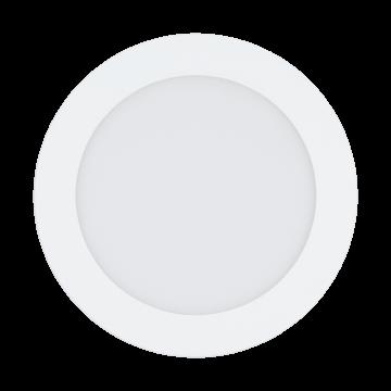 Встраиваемая светодиодная панель Eglo Fueva 1 94058, LED 10,9W, 4000K (дневной), белый, металл, пластик