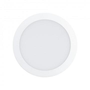 Светодиодная панель Eglo Fueva 1 94063, LED 16,5W 3000K 1600lm CRI>80, белый, металл с пластиком, пластик