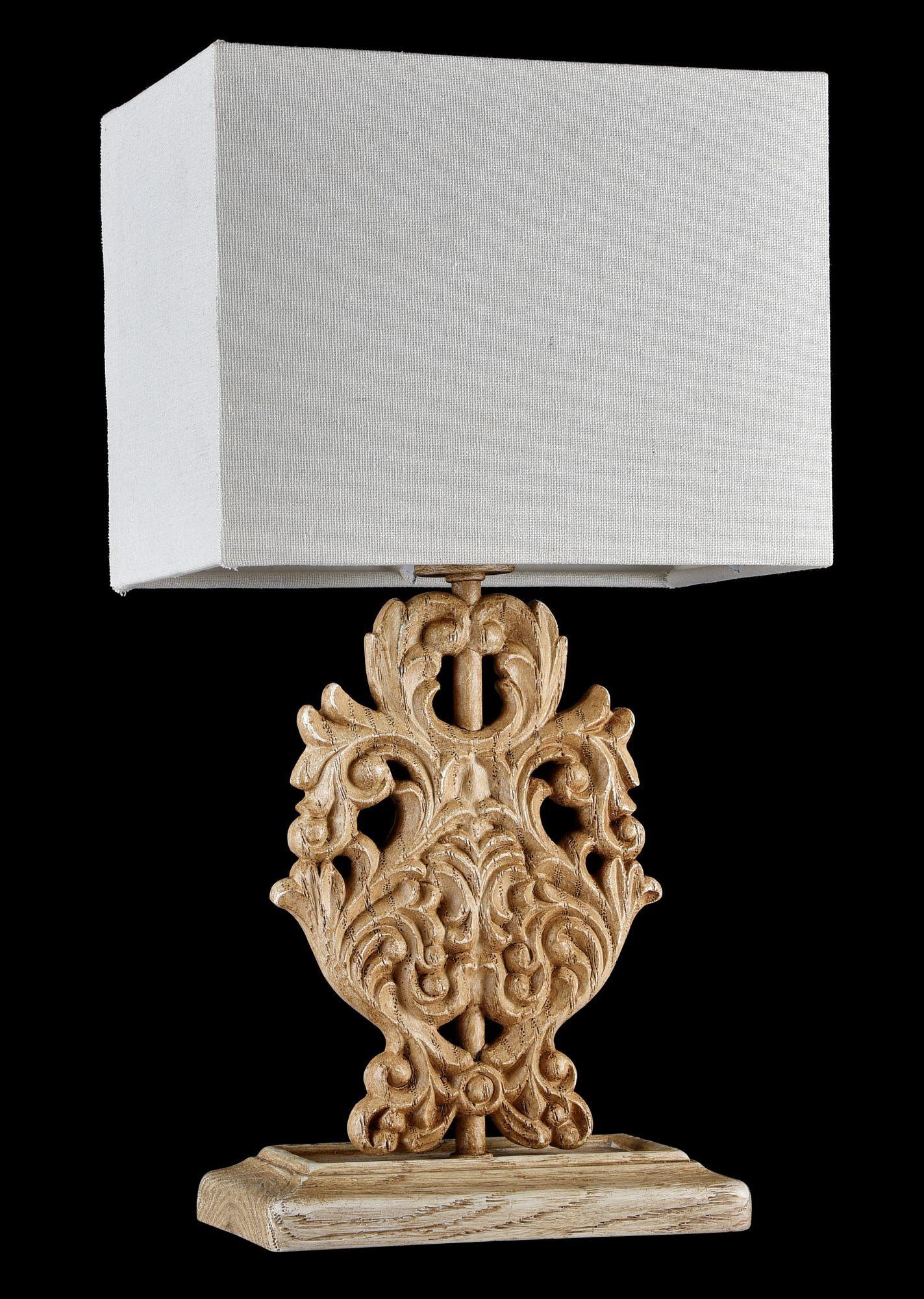 Настольная лампа Maytoni Cipresso H034-TL-01-R (arm034-11-r), 1xE14x40W, бежевый, пластик, текстиль - фото 3