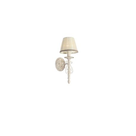 Бра Lucia Tucci Illuminazione ORIA W144.1 white, 1xE14x60W