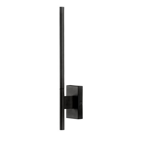 Светодиодное бра Mantra Torch 6701, LED 6W 3000K 410lm, черный, металл
