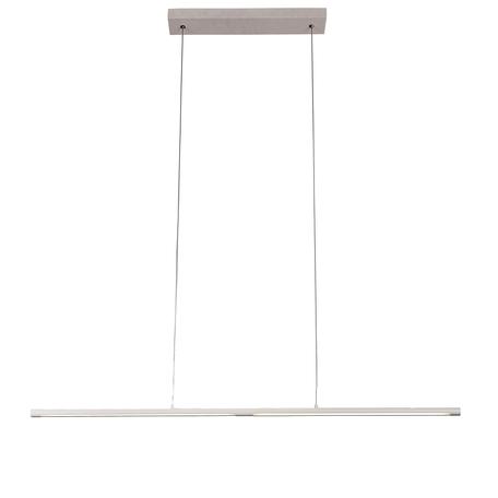 Подвесной светодиодный светильник Mantra Torch 6825, LED 22W 3000K 1750lm, белый, металл