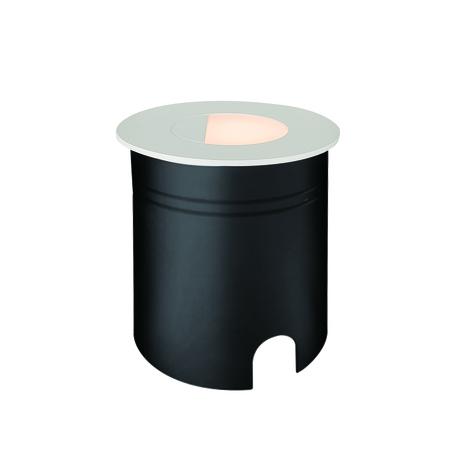 Встраиваемый настенный светодиодный светильник Mantra Aspen 7029, IP65, LED 3W 3000K 210lm, белый, металл