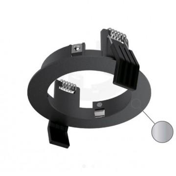 Декоративная рамка Ideal Lux DYNAMIC FRAME ROUND CHROME 221687, хром, металл