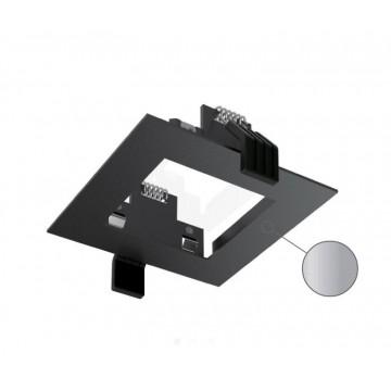 Декоративная рамка Ideal Lux DYNAMIC FRAME SQUARE CHROME 221694, хром, металл