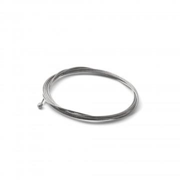 Крепление для подвесного монтажа модульной системы Ideal Lux FLUO KIT PENDANT SINGLE CABLE 2 MT 220826, сталь, металл
