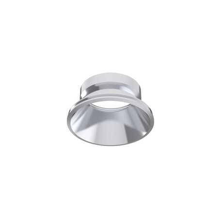 Рефлектор Ideal Lux DYNAMIC REFLECTOR ROUND FIXED CHROME 221649, хром, металл - миниатюра 1